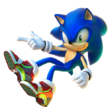 Sonic Randamu Warriors