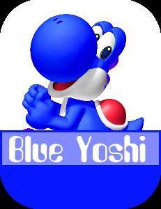 File:Blue Yoshi MR.png