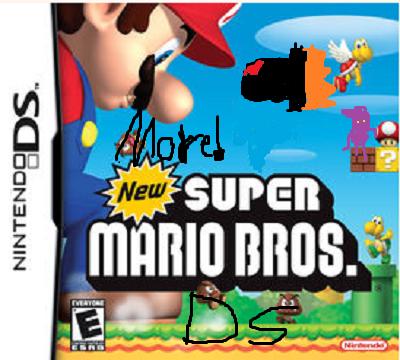 MoreNewSuperMarioBrosDS