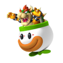 Bowser Clown Car