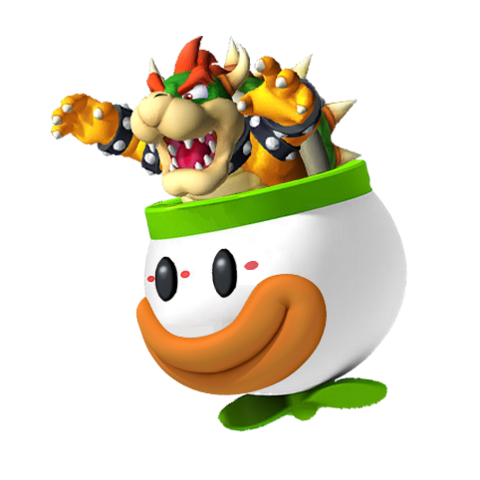 File:Bowser Clown Car.png