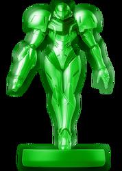 GlowAmiibo Samus