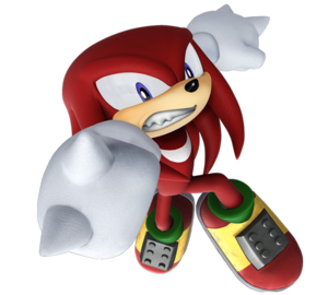 Knuckles 3