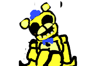 GoldenFreddyFazbearsFray
