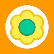 Princess daisy kart flag by rafaelmartins-d4qebpa