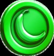 BananaCoin Green