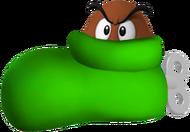 Goomba's Shoe Goomba NSMBDIY