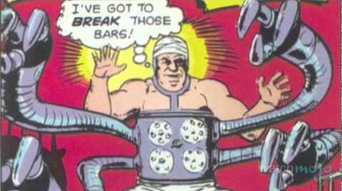 Supervillain Origins Doctor Octopus