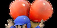 Balloon Fighter (Super Smash Bros. Golden Eclipse)
