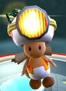 Toad Brigade leader