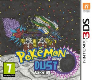Dust Version Cover