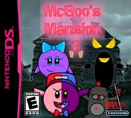 McBoo's Mansion 2 Boxart