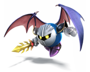 SSBU Meta Knight artwork