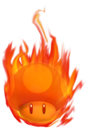 BurningMushroom