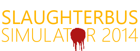 Slaughterbus simulator 2014 logo