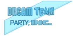 Dream Team Party Inc. Logo 2