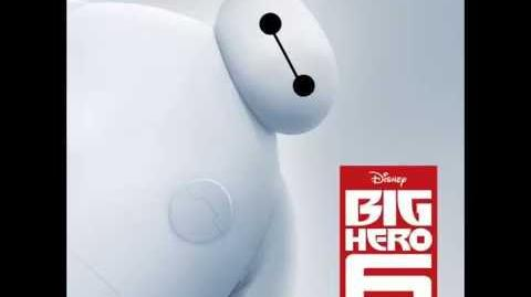 Inflatable Friend (Big Hero 6)