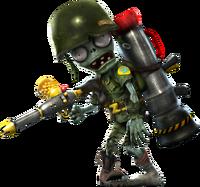 Plants vs Zombies Garden Warfare - Foot Soldier
