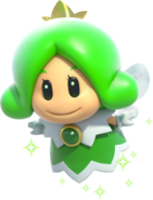 456px-Green Fairy Artwork - Super Mario 3D World