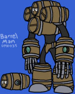 Barrel Ma