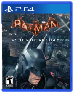 BatmanAshesOfArkhamPS4