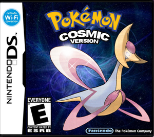 Cosmic Version Boxart