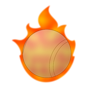 Fiery Pitcher