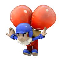 Ballzpoop Fighter
