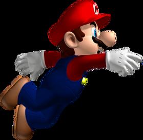 Mario Swim