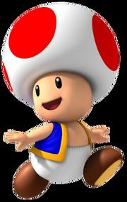 Toad-supermario