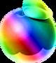 Rainbow berry
