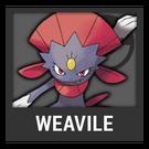 ACL -- Super Smash Bros. Switch Pokémon box - Weavile