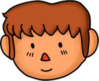 Face 4-Woodland Wonder (Boy)