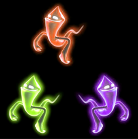 The Three Hiders