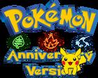 Pokemon Anniversary Version