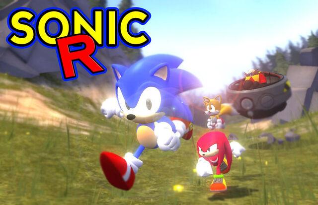 File:Sonic r by haloheros-d50wt5m.jpg