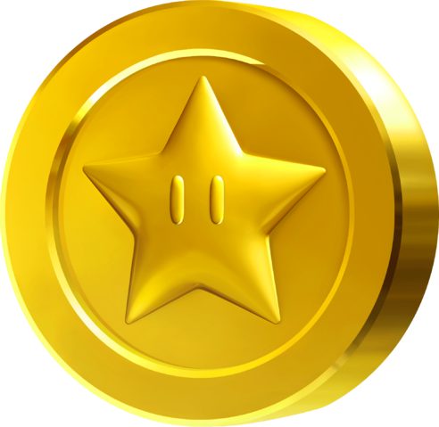 File:Star Coin NSMB2.png