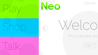Neo Home Content