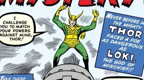 Supervillain Origins Loki-0