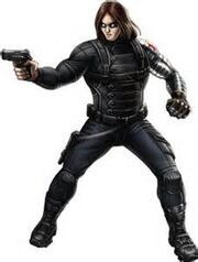 Winter Soldier (Marvel Ultimate Alliance)