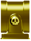 Gold banzai bill blaster
