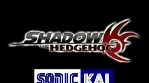 Shadow The Hedgehog Music E.G.G.M.A.N. Doc