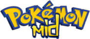 Pokemon Mid Logo - NEW
