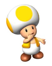 Toad-Yellow