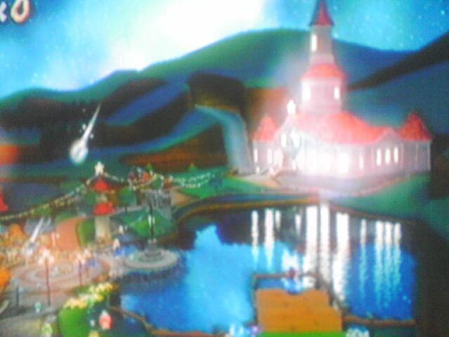 File:Princess Peach s castle by cucumber 303.jpg