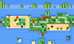 World 3 Seaside Beach