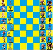 Amiibo Chess Sonic Bourd