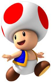 Mario Toad