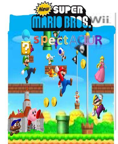 File:Mario spectacular.jpg