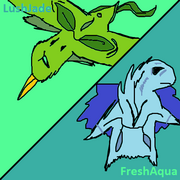 LushJade and FreshAqua Legends